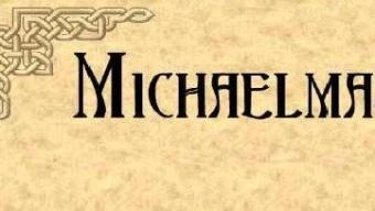 Festivals of Michaelmas & Martinmas
