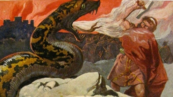 Norse Myths for Grade Four